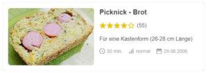 Picknick - Brot © crayfish | Chefkoch.de