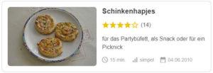 Schinkenhapjes © Birgit-PB | Chefkoch.de